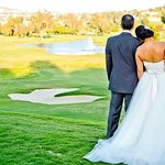 Wedding Pictures on the Greens