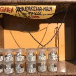 Unseen in Varanasi: greatest spiritual shop! Crystals, mala beads, custom fragrant oils, reading
