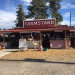 Looks like a legit farmstand to me