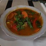 In2Thai - Tom Yum Tofu Soup