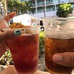 Mai tai & rum and coke.