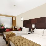 Guest Room at Nippon Hotel Istanbul