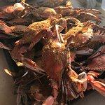 Yummy crabs.