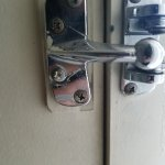 broken safety latch