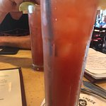 Terrible. Bloody Mary had no flavor all watered down and the mimosa had residue like it was from