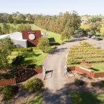 Mandala Wines aerial view