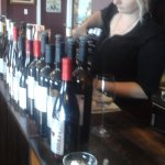 Wine tasting is available in Newport's Historic Bayfront