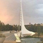Sundial Bridge Foto