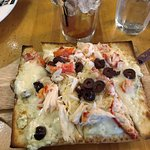 King Crab Flatbread