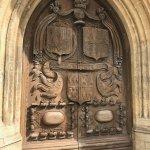 Bath: Cathedral Door