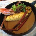 Lobster Omelette