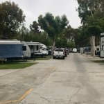 Photos show problem areas for the bigger rigs, such as 42-foot fifth wheels.