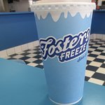 Soft Drink, Fosters Freeze, Twentynine Pallms, CA