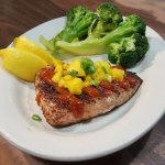 Mango Chipotle Salmon