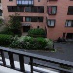 Hotel Villa Saxe Eiffel: Quiet Courtyard