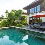 Honeymoon Pool Villa - Private Garden & Pool
