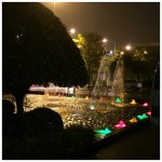 Fountains went disco