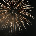 4th July fire works