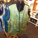 Just loved these vests from Invisible World, Juneau, and wish we had bought them!