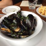 Mussels....'nuff said.