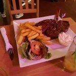 Steak & Ribs :) :)