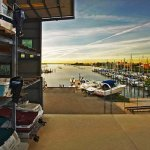 Join boaters docked at our marina for a drink in your shorts and flip-flops.