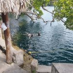 Foto de Restaurante Cenote Azul
