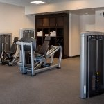 Fitness Center - Ellipticals