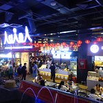 Best food court in HCMC across the road of the hotel
