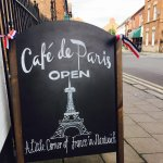 Café de Paris welcomes everyone and serves fantastic coffee, freshly prepared lunches, and has a