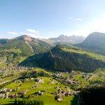 Einzigartige Natur -Die Dolomiten