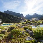 Erholung pur...Gartenanlage mit Outdoor Schwimmbad