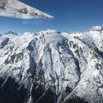 Flying to Milford sound 2