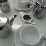 Part of tea service