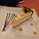 Cheesecake - delicious!