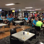 Air Conditioned Clubhouse, 8 beers on tap, 10 Pokies, modern amenities