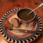 Soup starter........excellent.