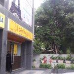 Entrance - Place Xavier's Corner Outlet