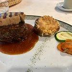 solomillo de buey con foie