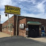 Lowery's is all about the food!