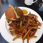 Big Alley Mac Burger