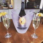 Fizz Fridays! Bottle of Prosecco for £15 or a glass for £2.50