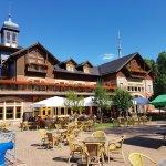 """Hotel und Restaurant auf dem """"Balkon der Oberlausitz"""""""