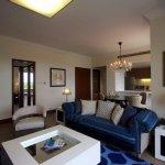 Pet Friendly Business Suite - Living Room