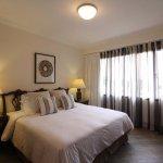 Pet Friendly Business Suite - Master Bedroom