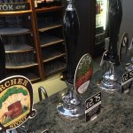 Pfffft! Only five ales! All different! All lovely! All great value. And only £2.40 on Mondays