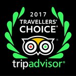 TRAVELLERS CHOICE AWARD 2017
