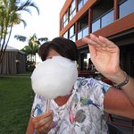 Candy Floss day at the pool!!!