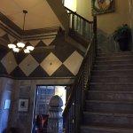 Lobby Stairs