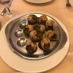 Escargot - they gave multiple options to make the dish shareable
